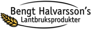 Välkommen till Bengt Halvarsson´s Lantbruksprodukter logotype